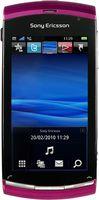 Sony Ericsson U5 - фиолетовый
