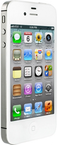 iPhone 4s 16Gb - белый