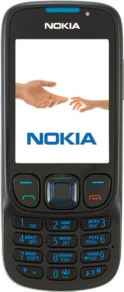 Nokia 6303 - черная
