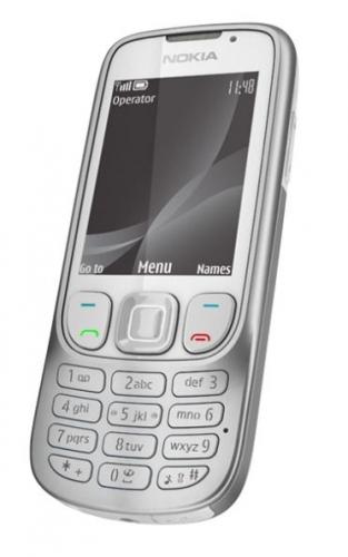 Nokia 6303 - белая