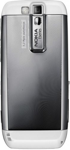 Nokia E66 - белый