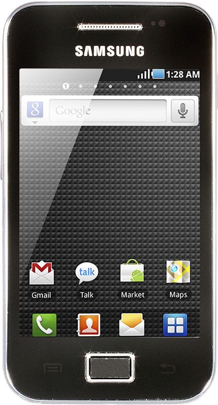 Samsung Galaxy Ace S5830 - черный