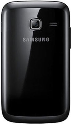 Samsung Galaxy Y Duos S6102 - черный