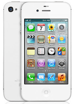Apple IPhone 5S White 8 Гб