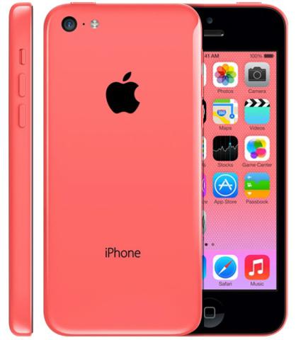 Apple IPhone 5C МТК6575 Pink 8 Гб