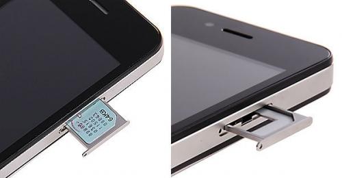Apple IPhone 5 MTK 6589 White 16 Гб