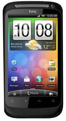 HTC Desire S черный