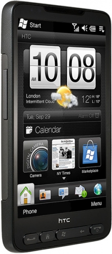 HTC HD2 (T8585) черный