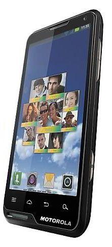 Motorola Motoluxe XT615 черная