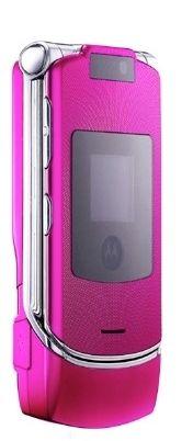 Motorola RAZR V3 розовая