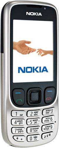 Nokia 6303 серебристая