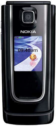 Nokia 6555 черная