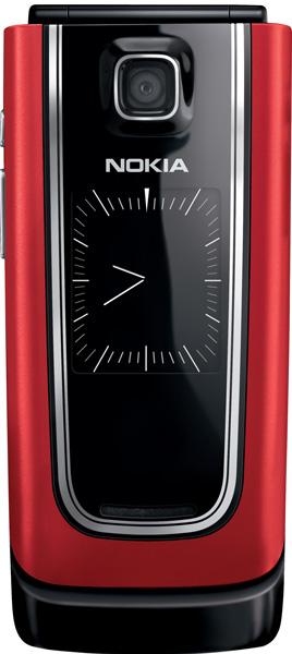 Nokia 6555 красная