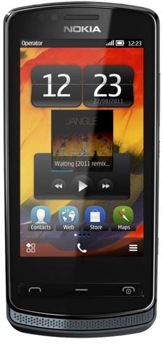 Nokia 700 серая