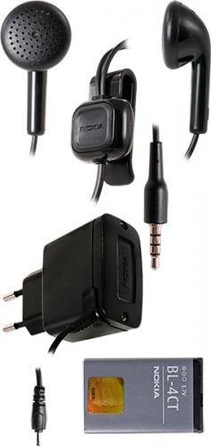 Nokia 7230 черная
