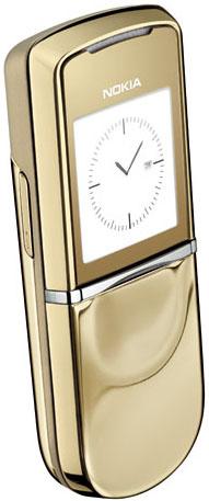 Nokia 8800 золотая