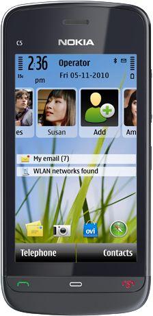 Nokia C5-03 черная
