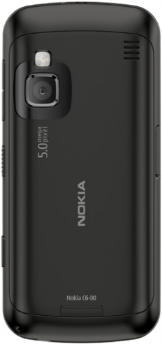 Nokia C6-00 черная