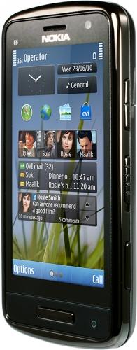 Nokia C6-01 черная