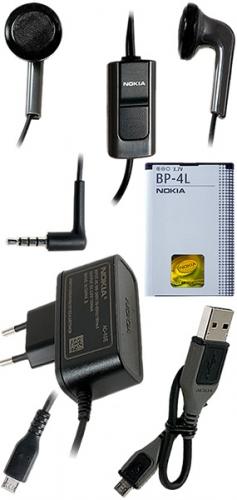 Nokia E52 черная