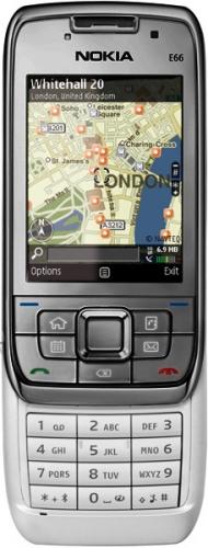 Nokia E66 Warm Grey