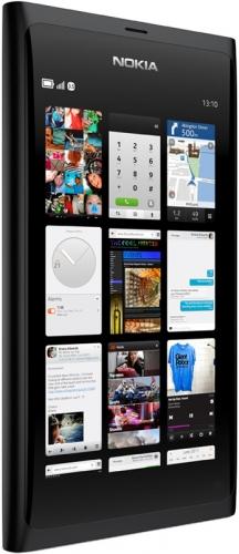 Nokia N9 черная