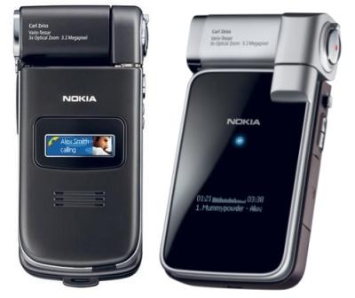 Nokia N93i черная