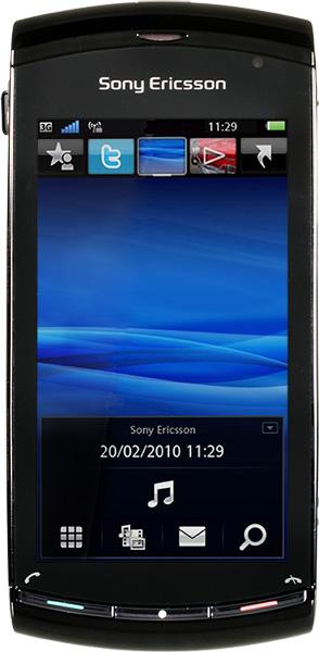 Sony Ericsson Vivaz черный