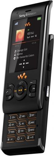 Sony Ericsson W595 черный