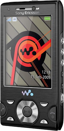 Sony Ericsson W995 черный