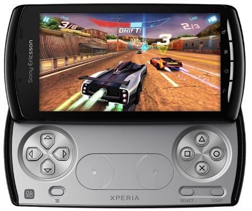 Sony Ericsson Xperia Play (R800) черный