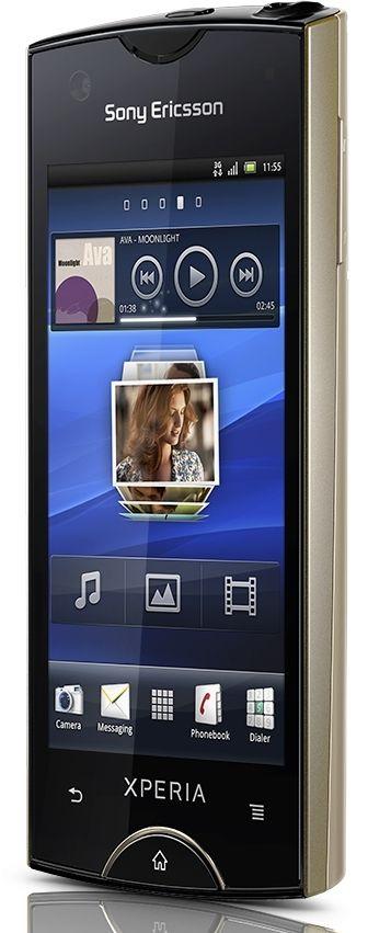 Sony Ericsson Xperia ray (ST18i) бронзовый