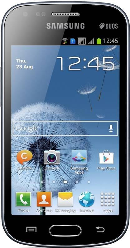 Samsung Galaxy S Duos GT-S7562 черный