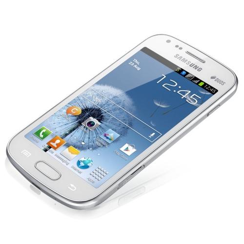 Samsung Galaxy S Duos GT-S7562 белый