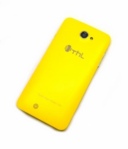 THL W200 желтый