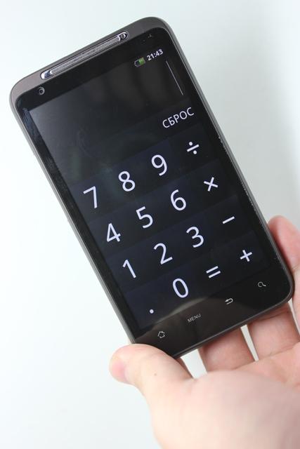 HTC STAR A9 (HTC DESIRE HD) - черный