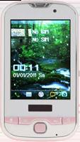 HTC T-900 - розовый