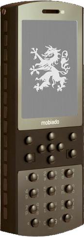 Mobiado Classic 712 (на оригинал базе Nokia 6500) Финляндия