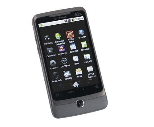 HTC A - 5000 (Android 2,2) - серый