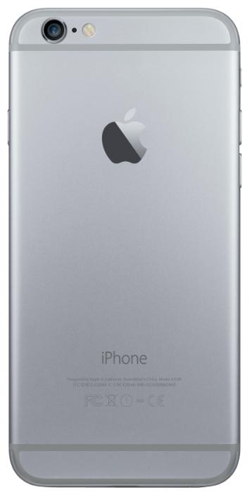 Apple iPhone 6 Plus 64 Гб Black (Черно-Серый)