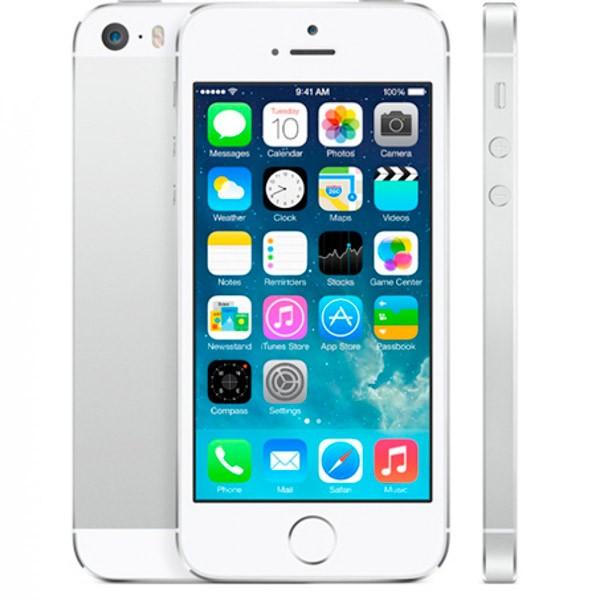 Apple iPhone 5s 32 Гб Silver (Белый)