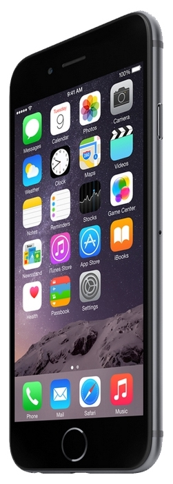 Apple iPhone 6 16 Гб Black (Черный)