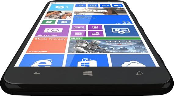 Nokia Lumia 1320 Черный
