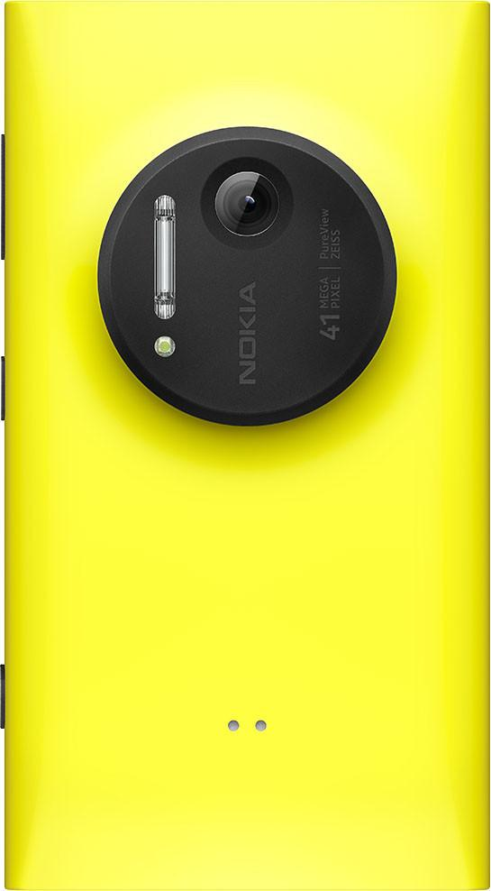 Nokia Lumia 1020 Желтый