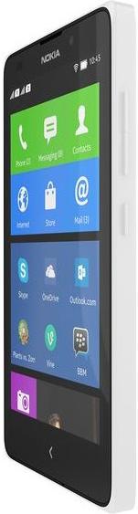 Nokia X Dual SIM Белый
