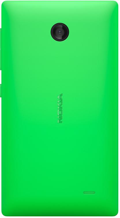 Nokia X Dual SIM Зеленый