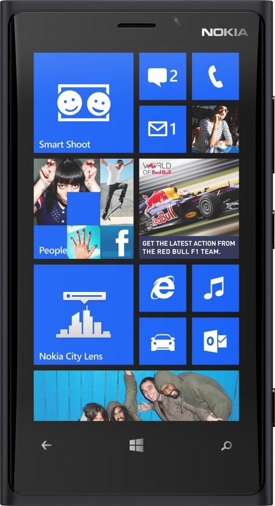 Nokia Lumia 920 Черный