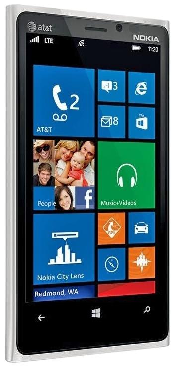 Nokia Lumia 920 Белый