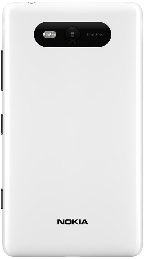 Nokia Lumia 820 Белый