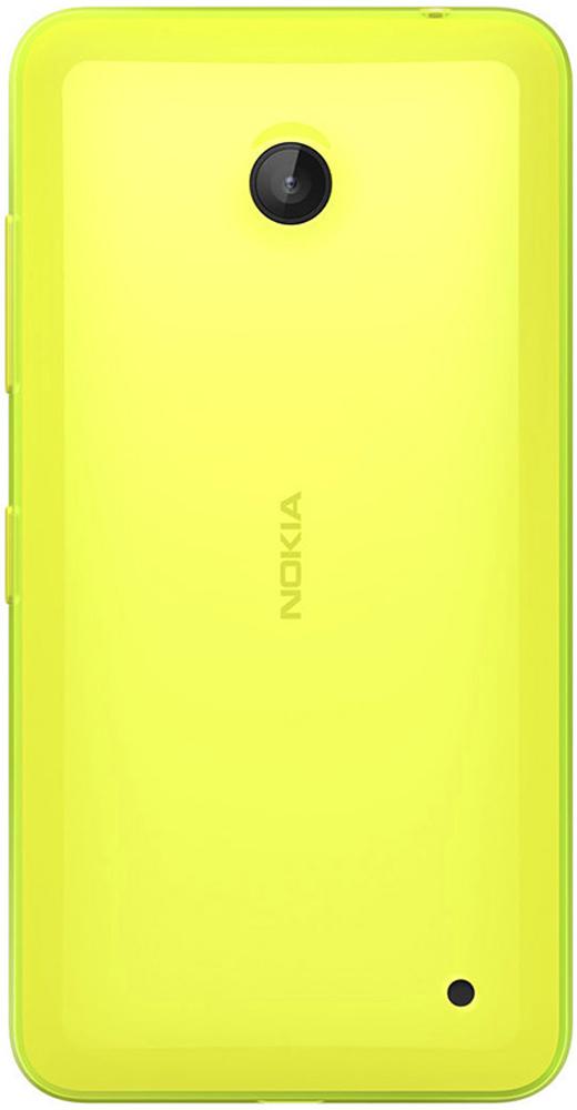 Nokia Lumia 635 Желтый